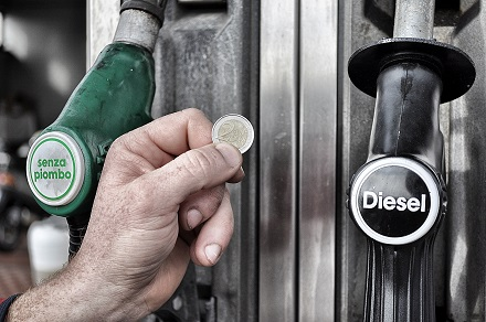 Costo del carburante