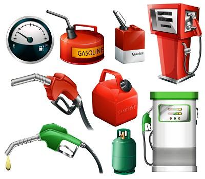 Fuel set