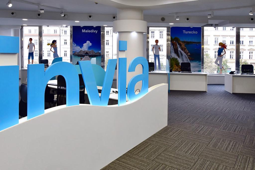 Invia otevírá novou pobočku na Václavském náměstí