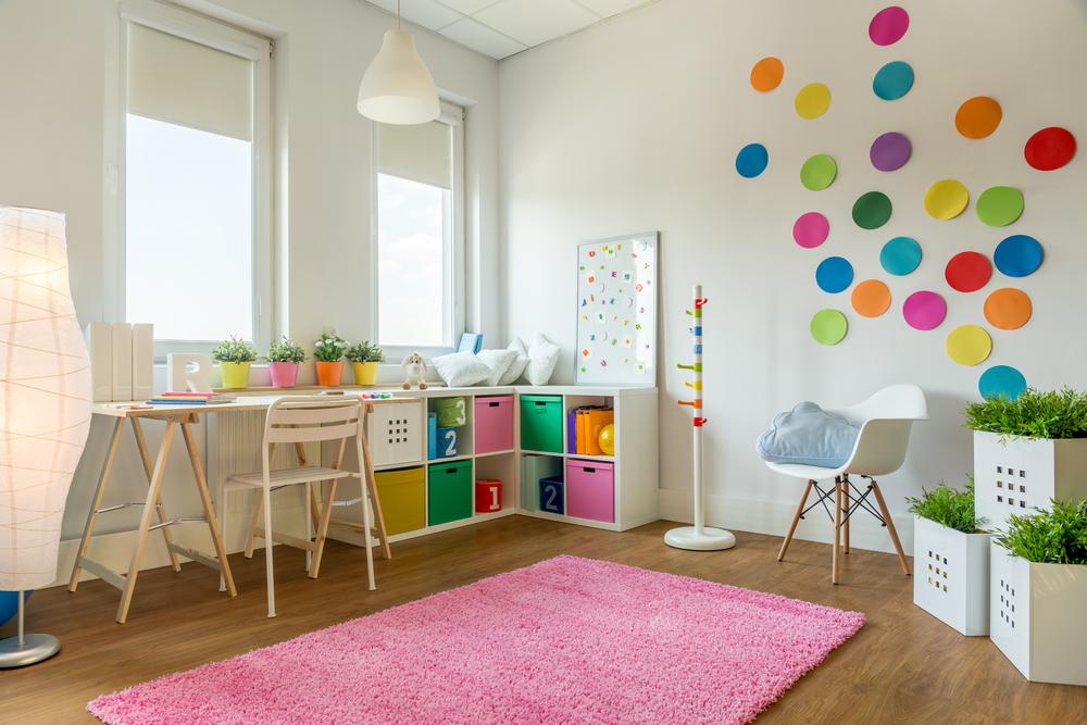 Tipy: zařízení dětského pokoje