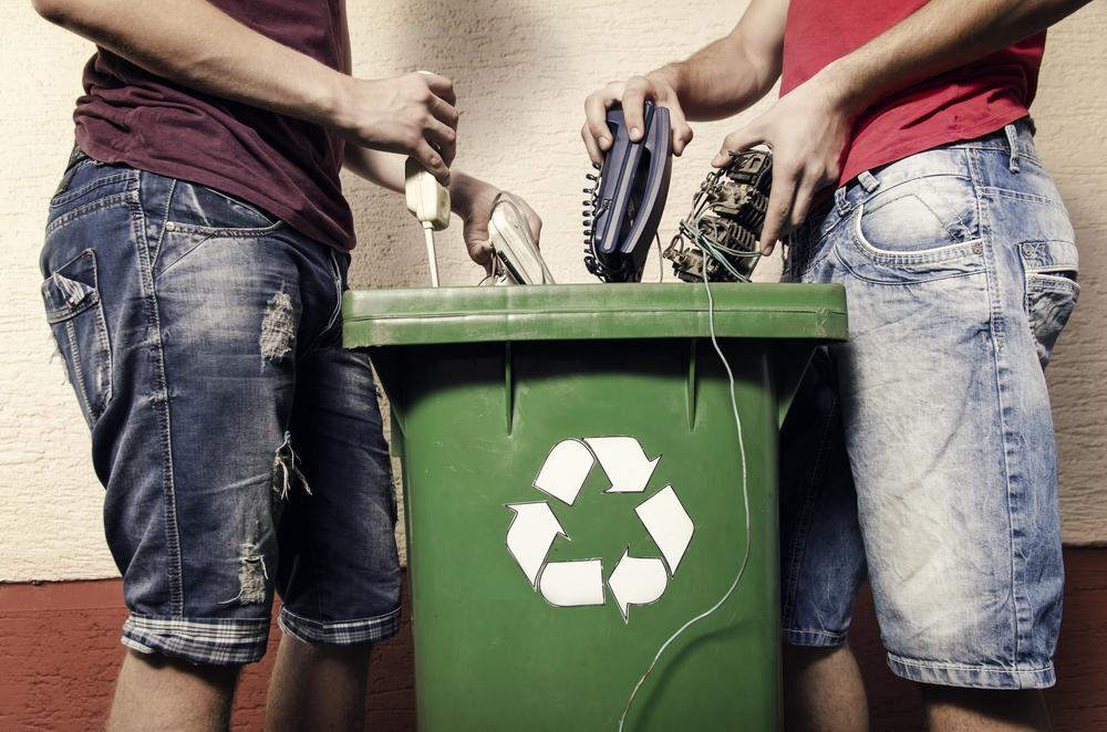 Skupina REMA: sběr elektroodpadu, baterií, předčila legislativní limit
