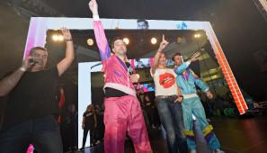 Loňský rekord opět padl, na festivalu Life! tančilo přes dva tisíce tanečníků