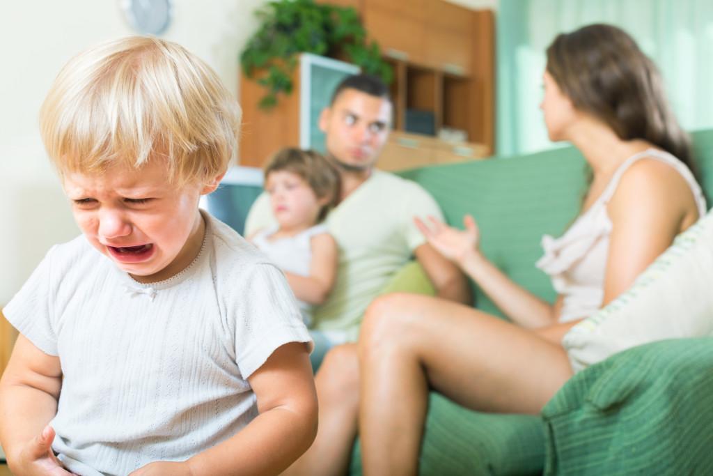 Stres v rodině výrazně oslabuje dětskou imunitu a zvyšuje riziko onemocnění