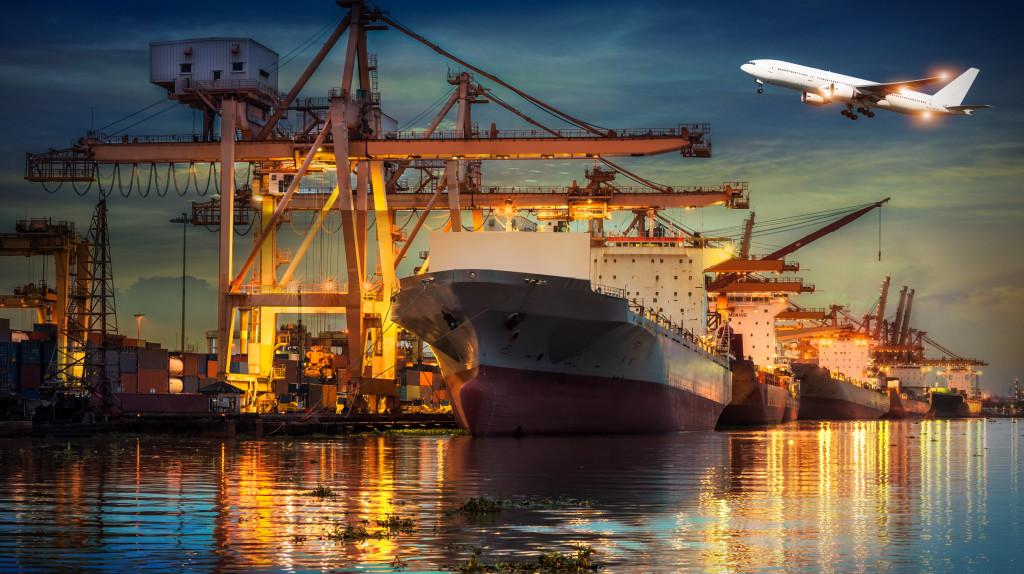 Český export je ve srovnání se zeměmi Visegrádské čtyřky druhý nejvyšší. Hlavním faktorem je velikost jednotlivých zemí