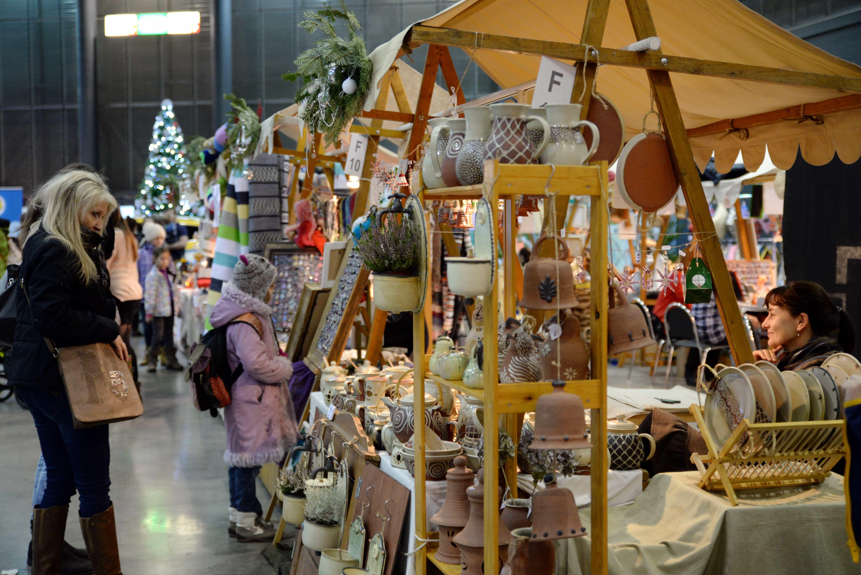 Vánoční veletrhy na brněnském výstavišti: Inspirace pro nákup dárků i workshopy ve vánoční dílně