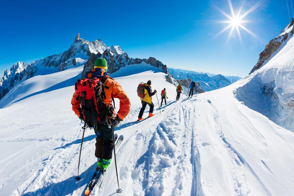 Itálie a Rakousko v zimě u Čechů vede, hledají kvalitní sjezdovky i dobré jídlo