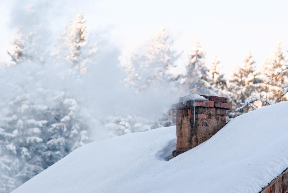 Největší nárůst otrav oxidem uhelnatým bývá vždy v zimě