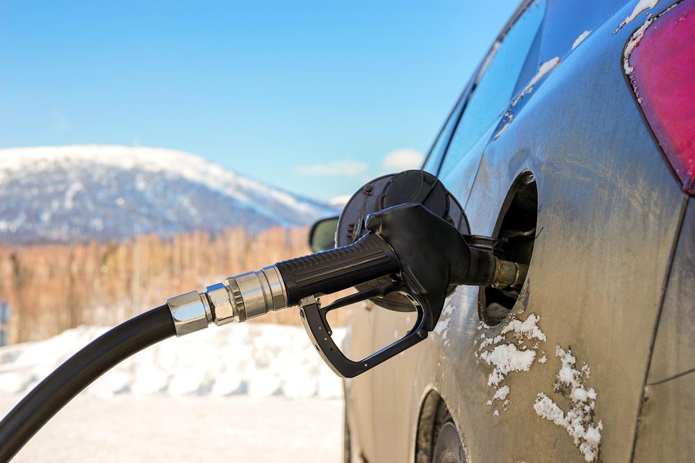 Natankovali jste už zimní naftu? Jestli ne, při −7 °C může zamrznout