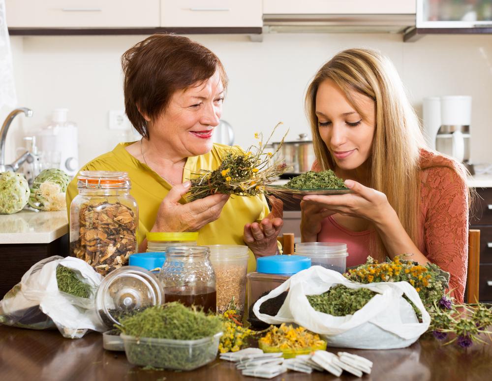 Bylinky pomohou s hubnutím i celulitidou