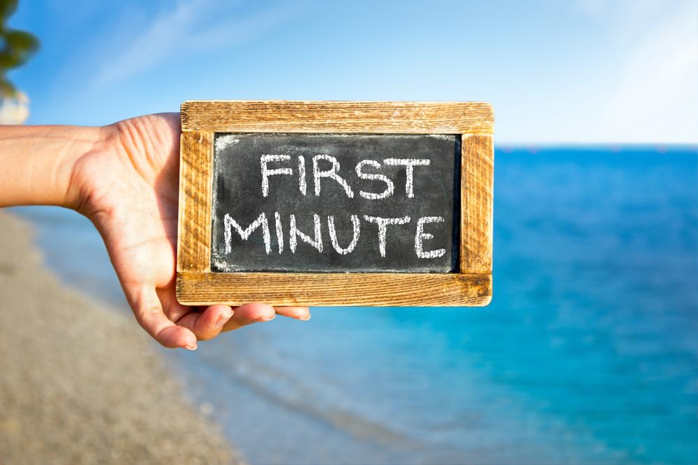 Zájem o First Minuty vzrostl oproti loňsku o 61 %. Češi mění preference, míří do Afriky a Turecka