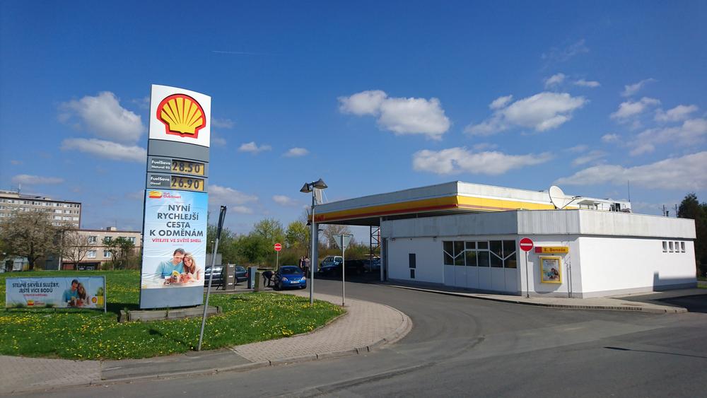 V Česku je nejvíce čerpacích stanic v historii