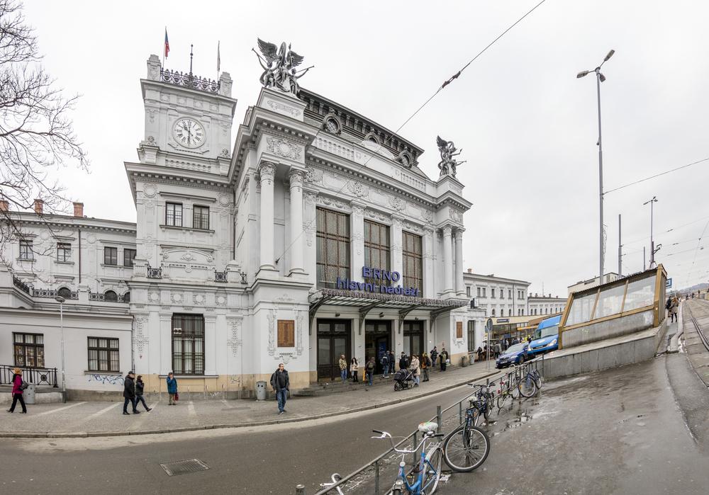 Členské firmy RHK Brno doporučují postavit brněnské nádraží v odsunuté poloze