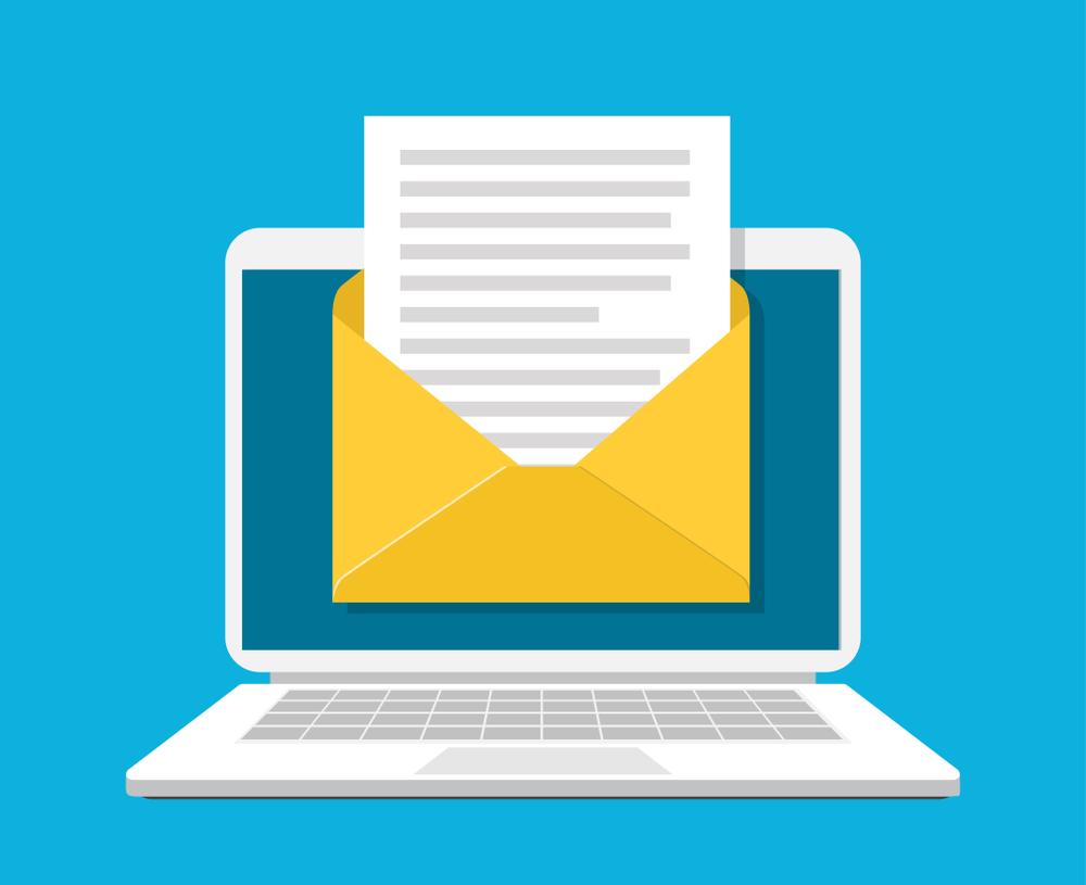 E-mailing a web jsou jako spojené nádoby