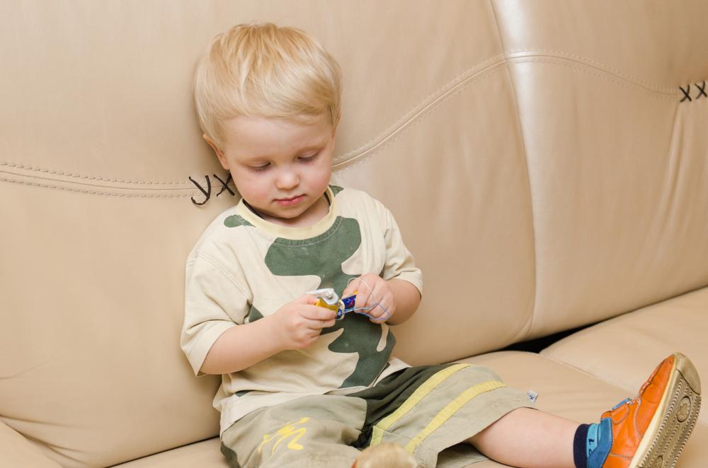 Ohrozit zdraví vašeho dítěte může spolknutá, olíznutá nebo i nekvalitní baterie