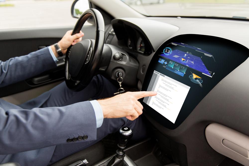 Monitorovací systémy vozidel