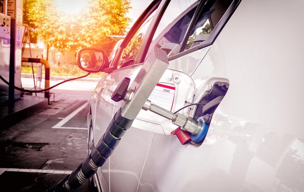 Spotřební daň CNG je ve srovnání s benzínem nižší o 11 korun