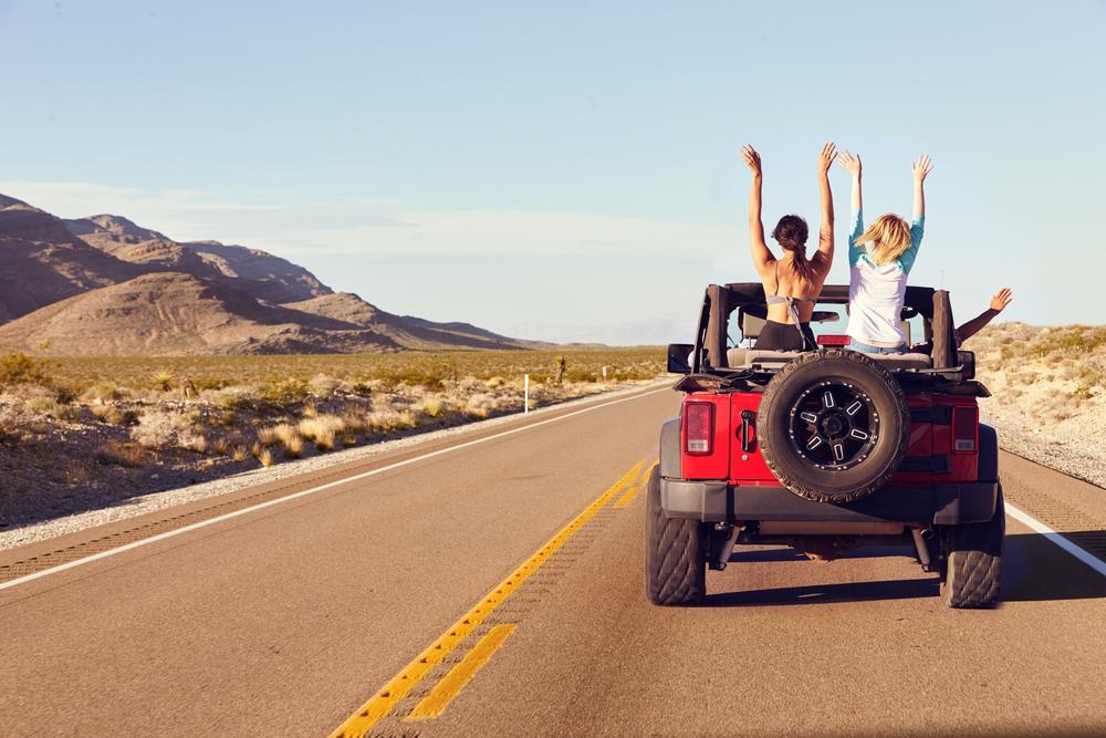 Tipy: Autem na dovolenou