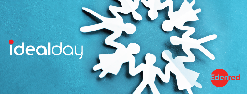 Na 8 000 zaměstanců skupiny Edenred se zúčastní akce Idealday - světového dne solidarity