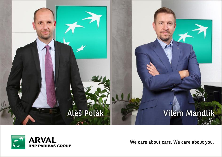 Pozici šéfa Service and Delivery ve společnosti Arval CZ přebírá Vilém Mandlík