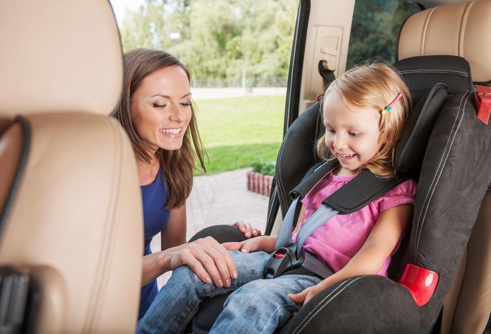 Jak zabavit děti v autě po cestě na dovolenou?