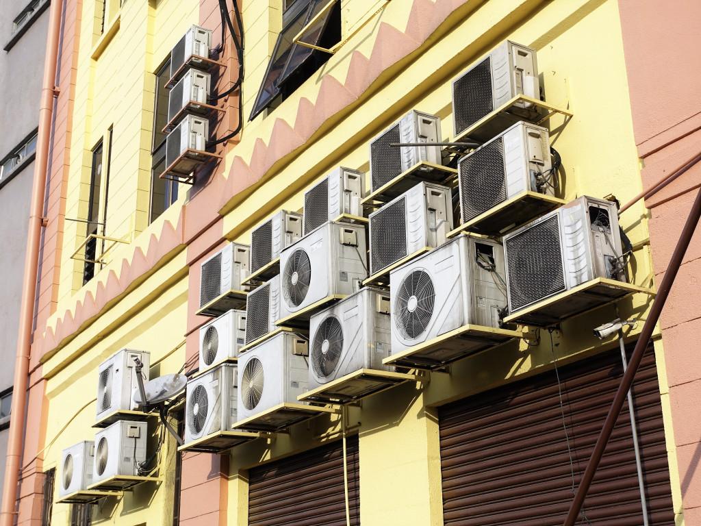 116 let klimatizace v domácnostech