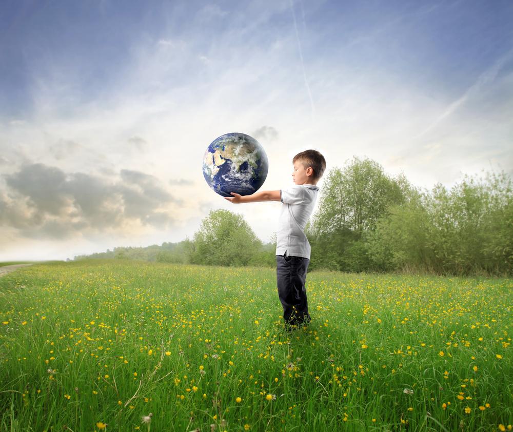 Už tříleté děti můžou přemýšlet ekologicky