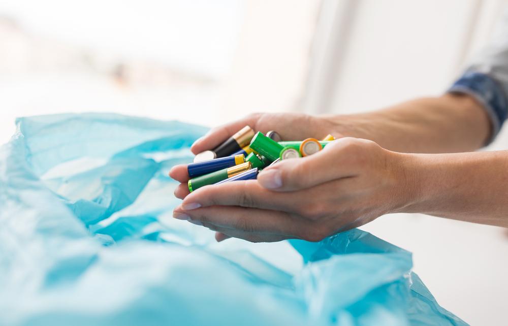 Evropský den recyklace baterií
