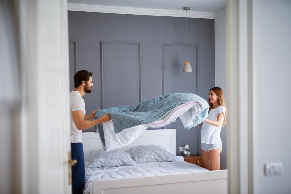 Stlaní postele, více sexu