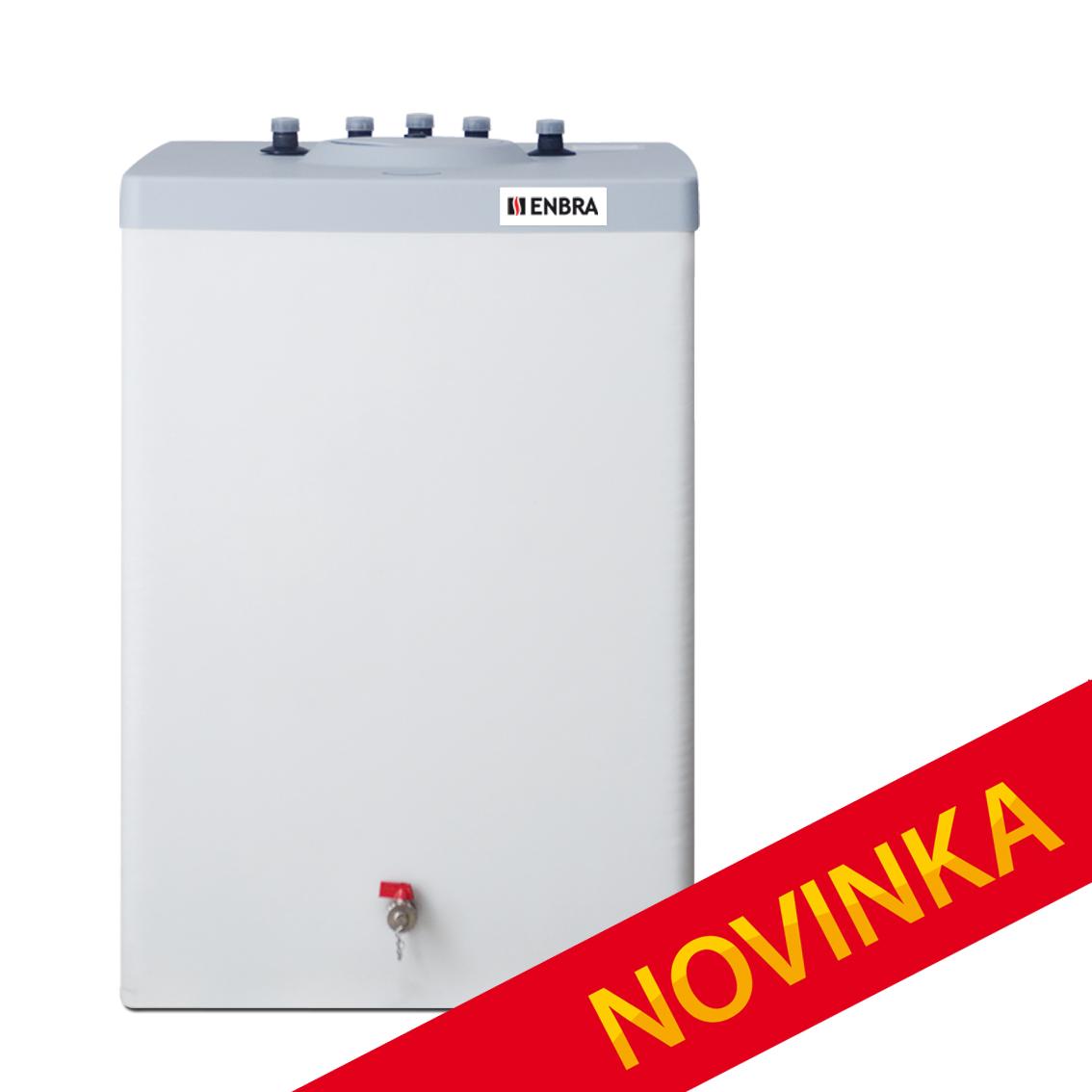 Nová řada zásobníků na teplou vodu: NOH, NOK, NOX a ENBRA MAX