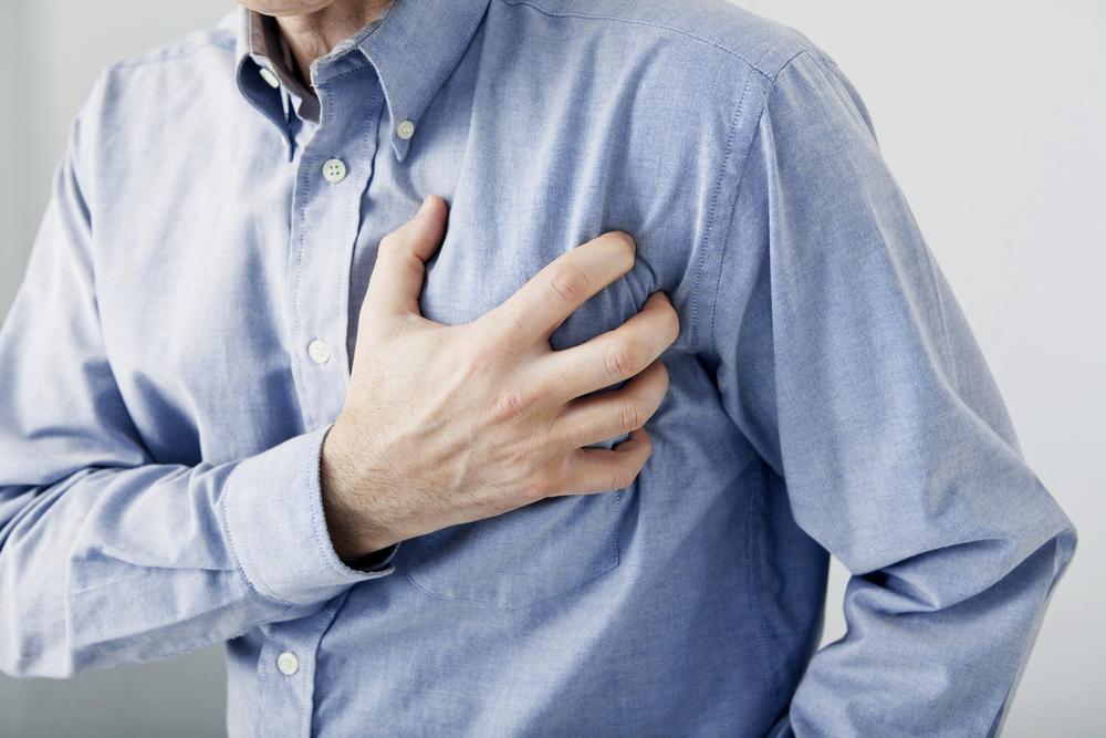 Srdeční choroby: obezita, cigarety, málo pohybu a muži po padesátce