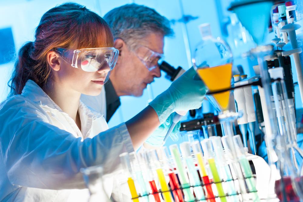Výdaje na výzkum a vývoj vynaložené inovativními farmaceutickými společnostmi v Evropě stále rostou.