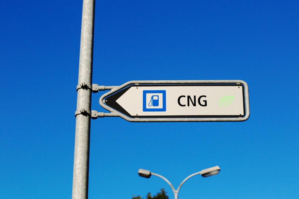 Rostoucí ceny benzínu a nafty podporují vyšší spotřebu CNG. Plnicích stanic bude brzy 200
