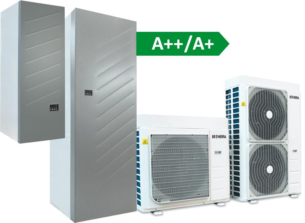 Tepelná čerpadla a zima: Zamrznutí se bát nemusíte, a to ani u zařízení typu monoblok