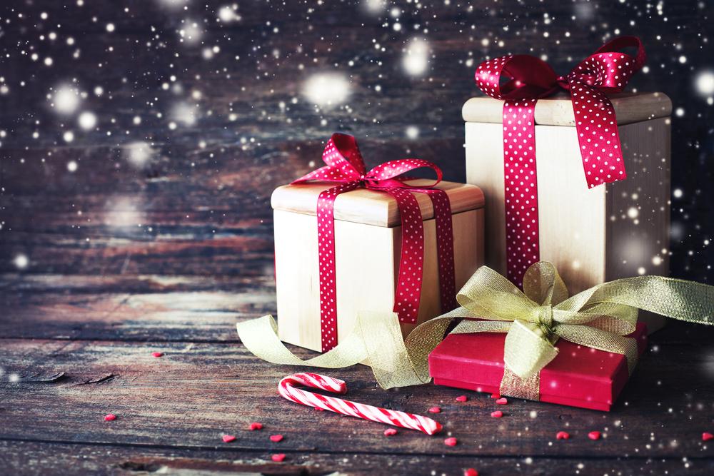 Praktické a nevšední Vánoce: Sprcha s hudbou nebo virtuální realita