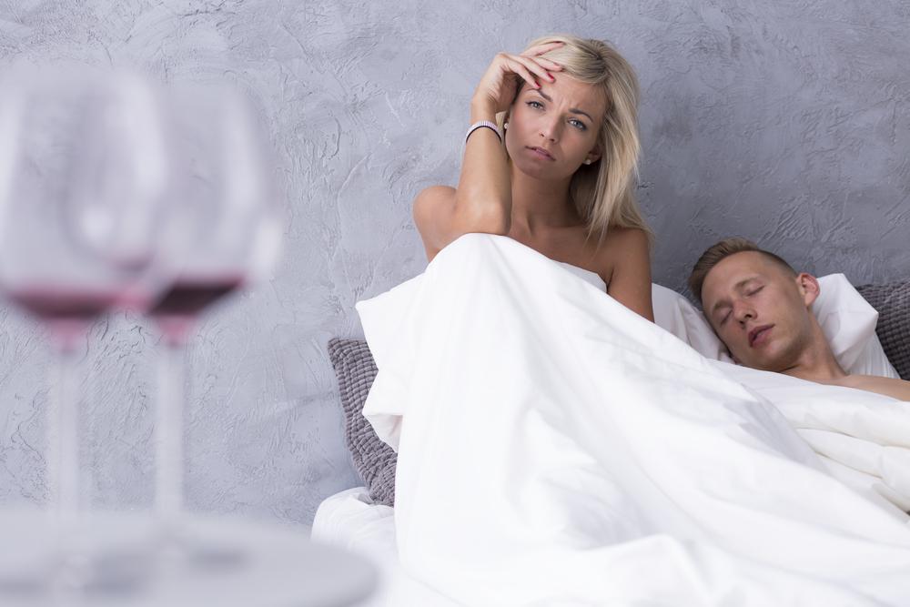 Sexu na jednu noc lituje až třetina žen