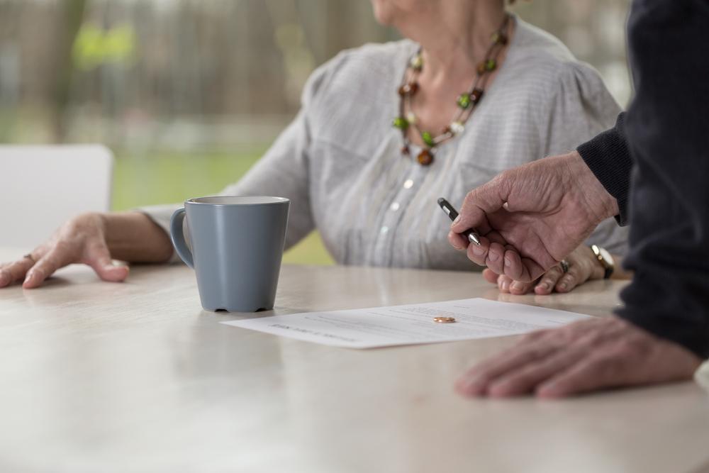 Rozvody seniorů
