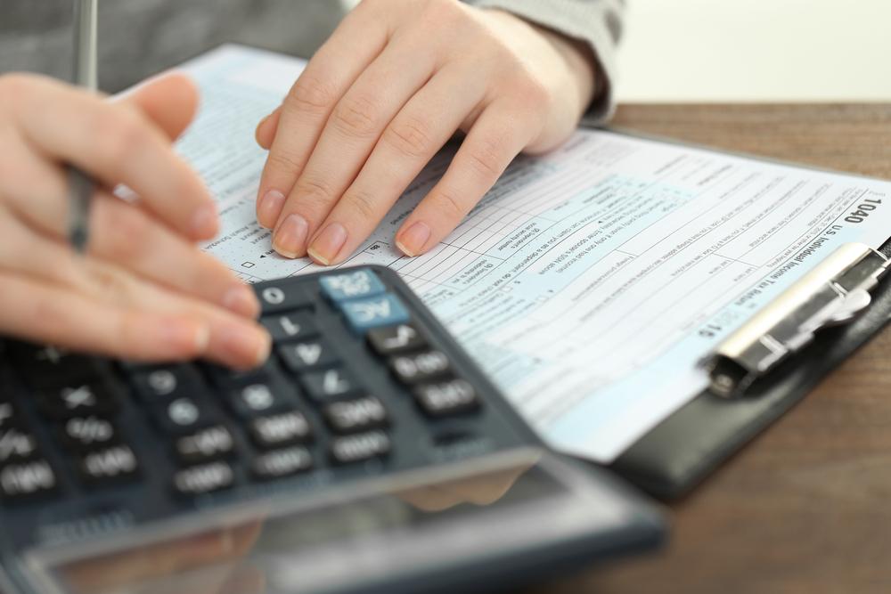 8 chyb, kterých se lidé často dopouštějí při vyplňování daňového přiznání