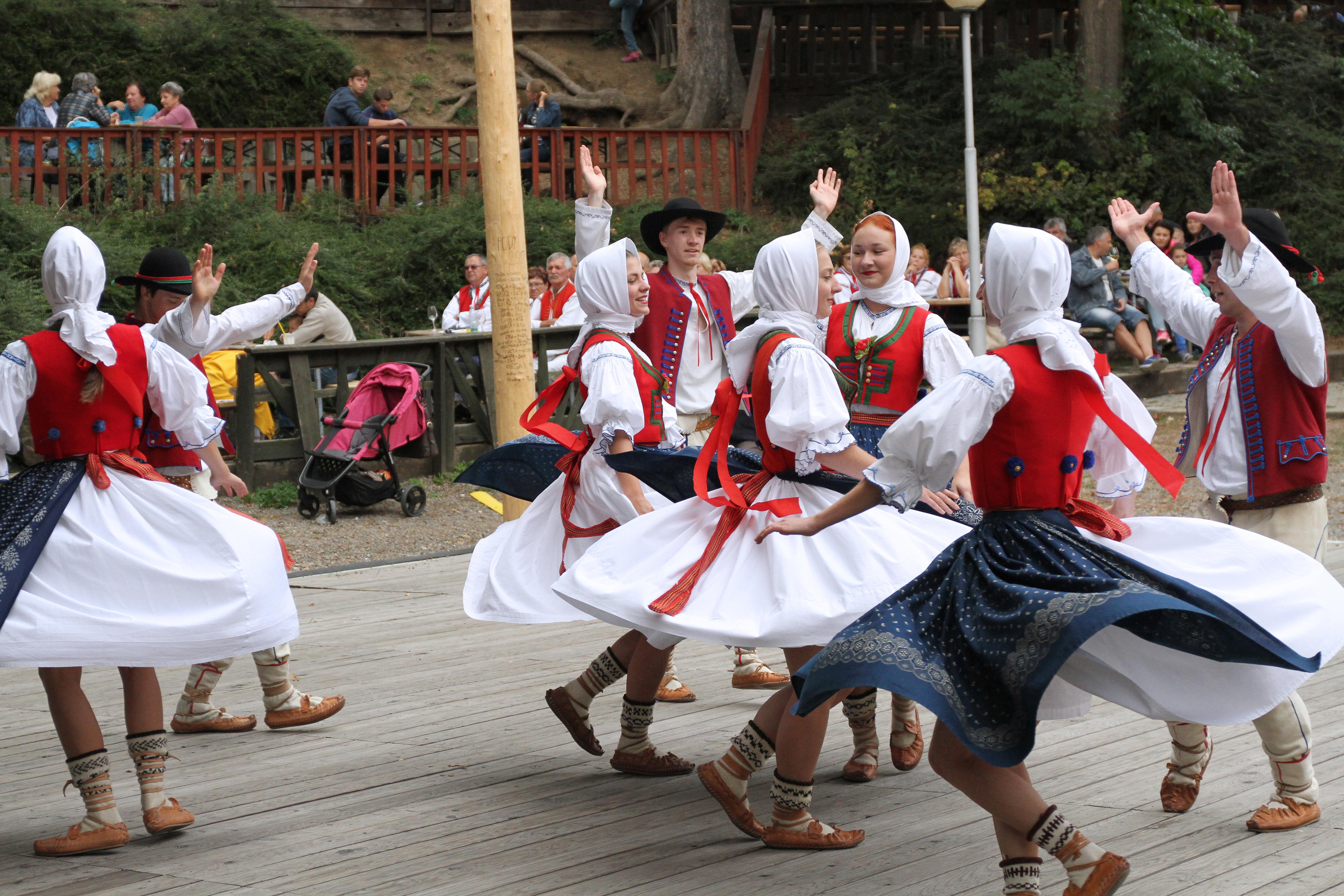 Řečkovický Folklorní festival 2018
