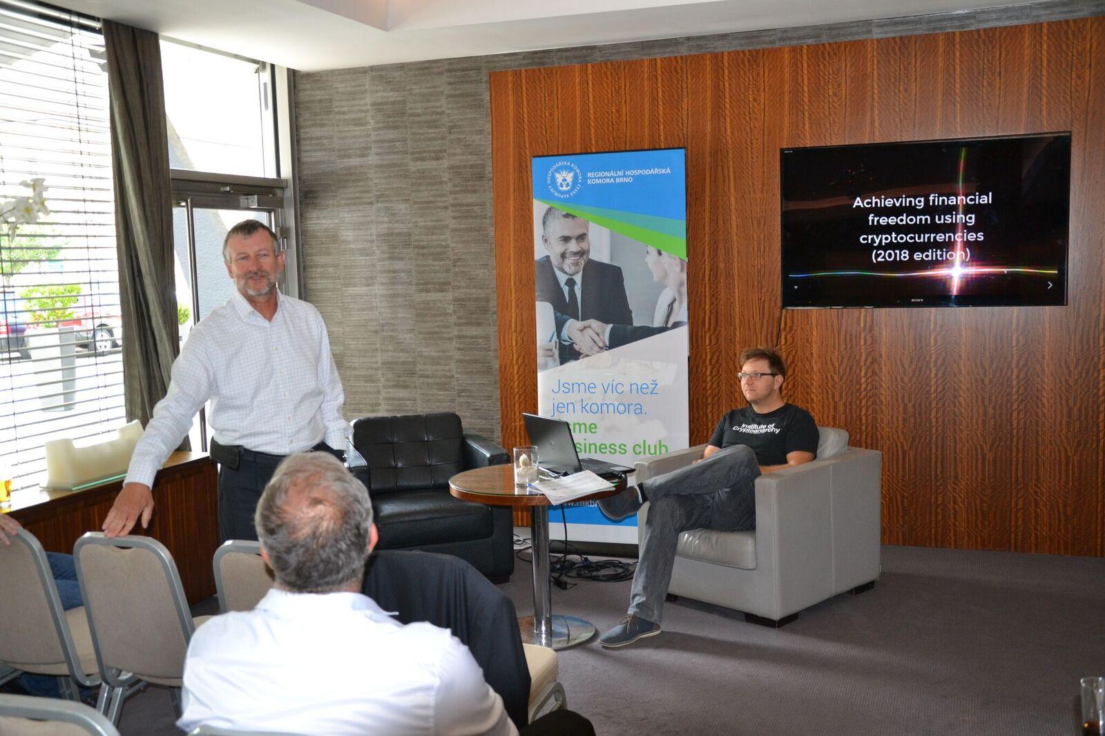 RHK Brno přebírá od skupiny DRFG aktivity Brno Business Clubu