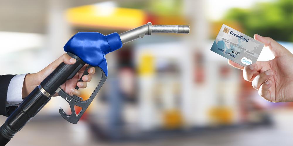 Nákupy pohonných hmot, jednotné plošné ceny, tankovací karty