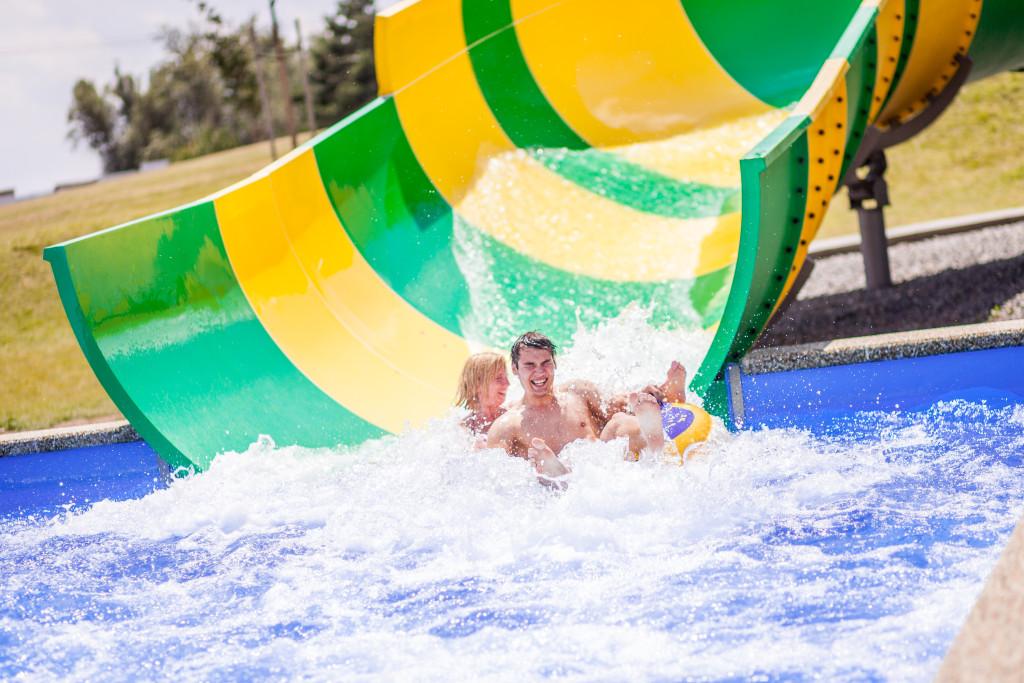 Aqualand Moravia vstupuje do šesté letní sezony