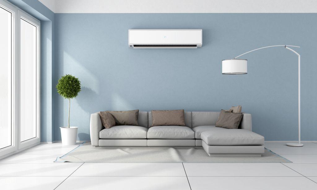 Jak správně používat klimatizaci v interiéru