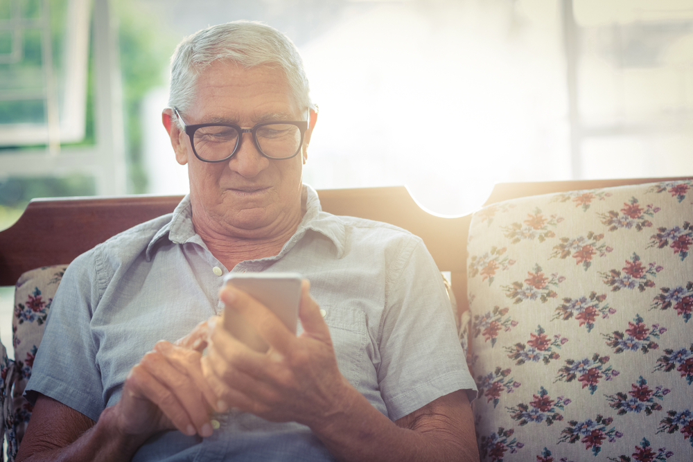 Mobilní vychytávky pro seniory