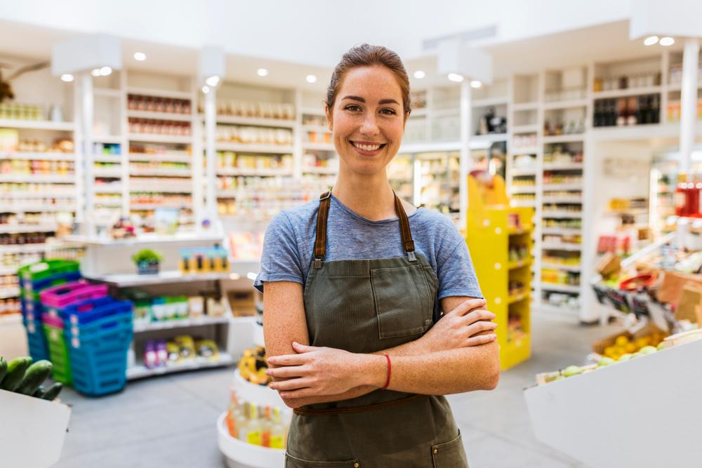 Malé prodejny mají nižší fluktuaci zaměstnanců než velké řetězce