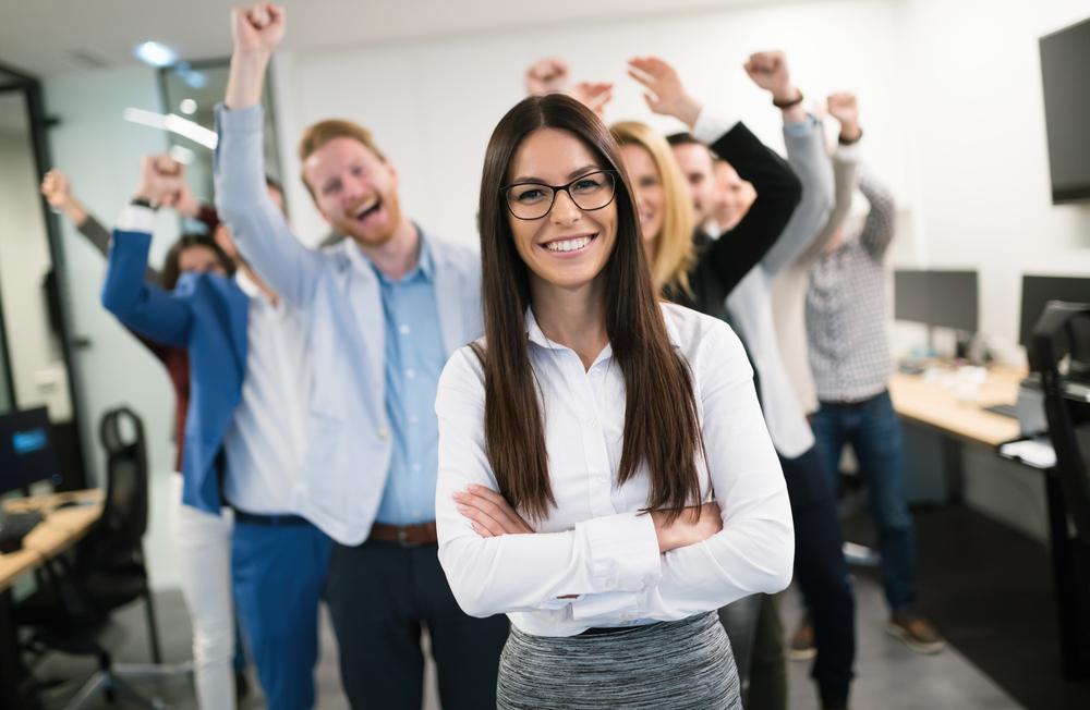 Šťastní zaměstnanci jsou efektivnější