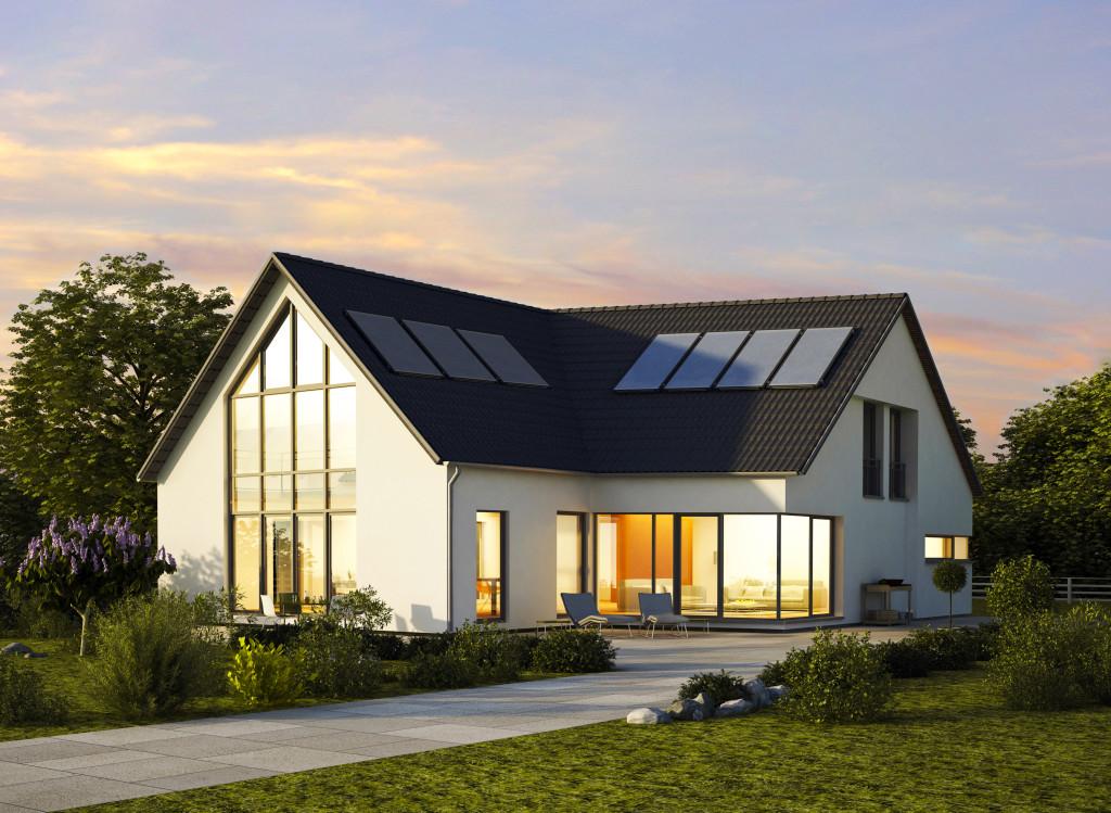 Nová technologie fotovoltaických panelů s označením glass-glass