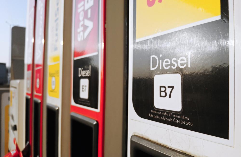 Nové symboly pro paliva na čerpacích stanicích