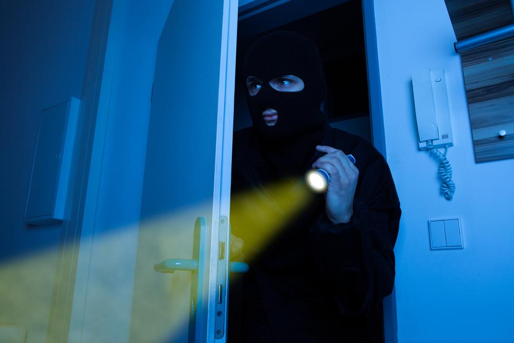 Nenechte zlodějům záminku k návštěvě vaší domácnosti