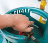 Bezpečné zacházení s plynovými láhvemi